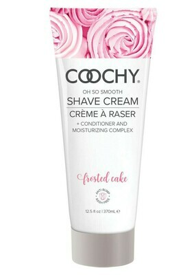 Coochy Shave Frosted Cake