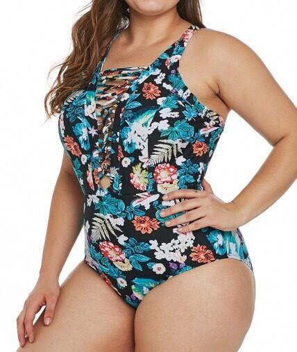 Coki Swimsuit - Size 1X