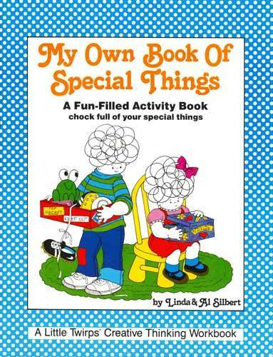 My Own Book of Special Things -- Grades K-4