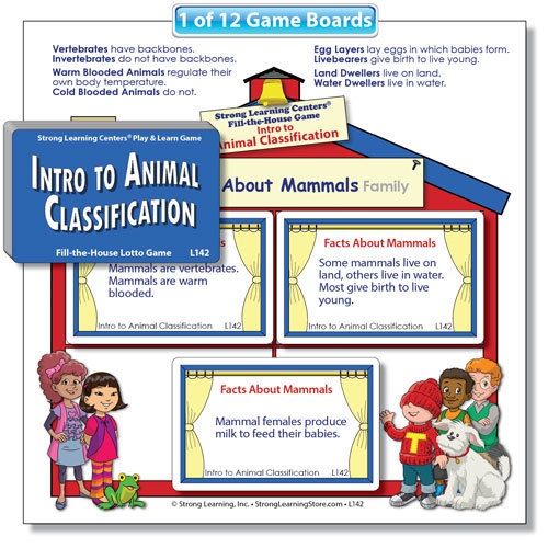 Intro to Animal Classification