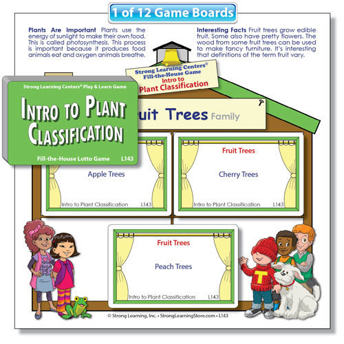 Intro to Plant Classification