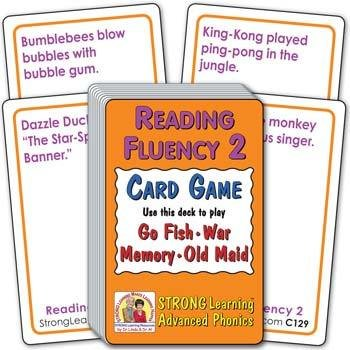 Reading Fluency 2   Ages 8-11+