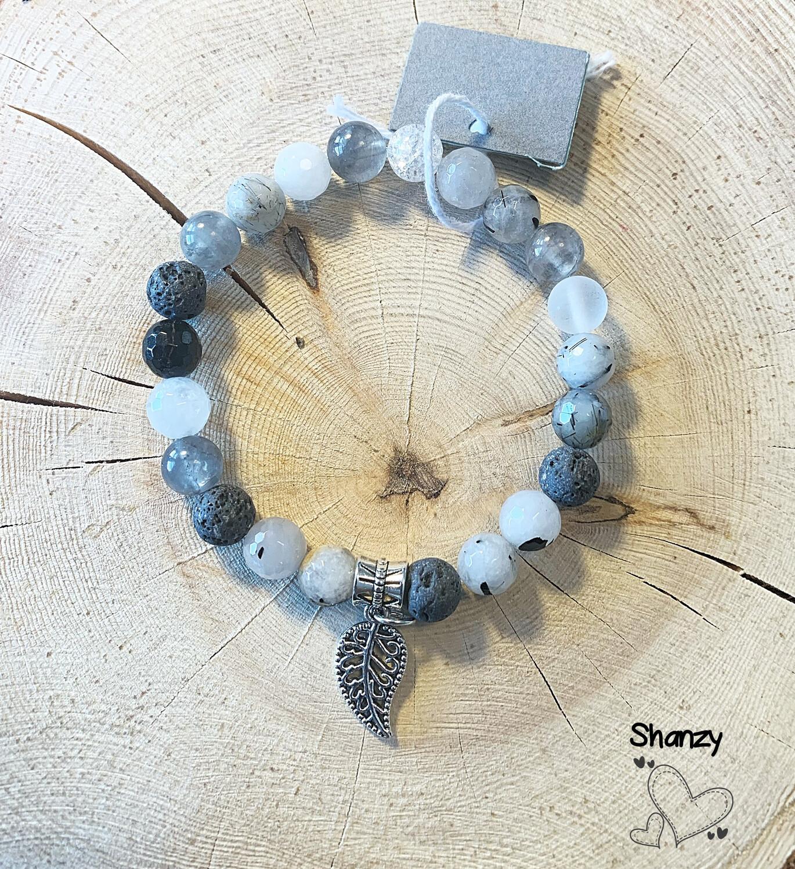 Quartz Stretchy Bracelet