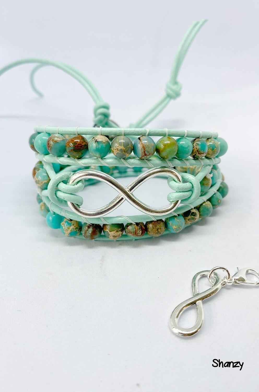 Infinity Wrap Bracelet