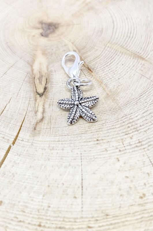 Star Fish Small Charm