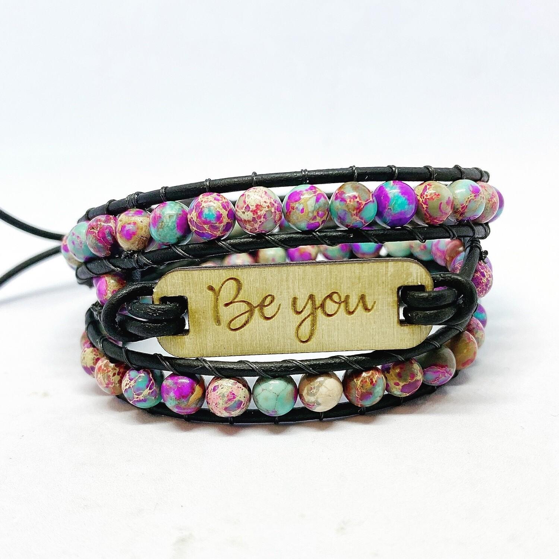 Be You Wrap Bracelet