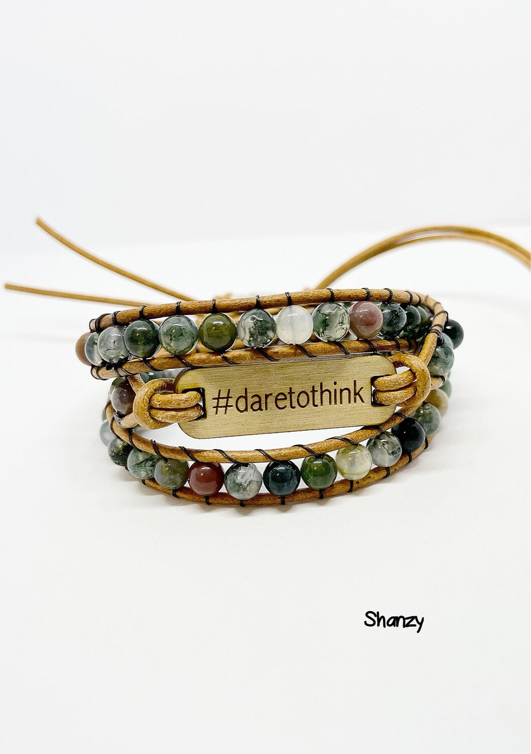 Dare To Think Agate