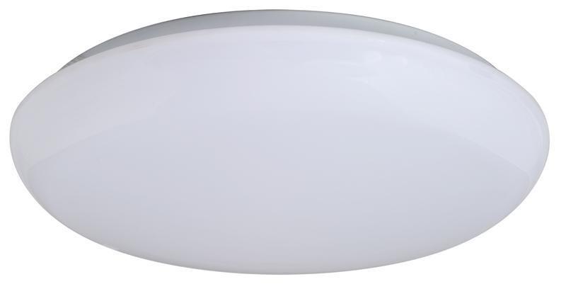 Satellite - UFO Series - Saucer Style round Fluorescent surface mount light - 3 sizes