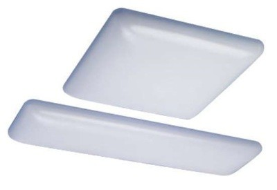 The ChicLite - Puff Cloud Fluorescent Ceiling fixture - 3 Sizes