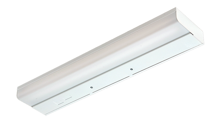 Full Size Under counter Light - UCT series - Uses T8 lamps