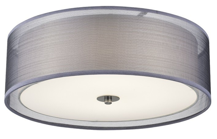 Xenia - DC8 Series - Tablet Style round LED surface mount light - 2 sizes