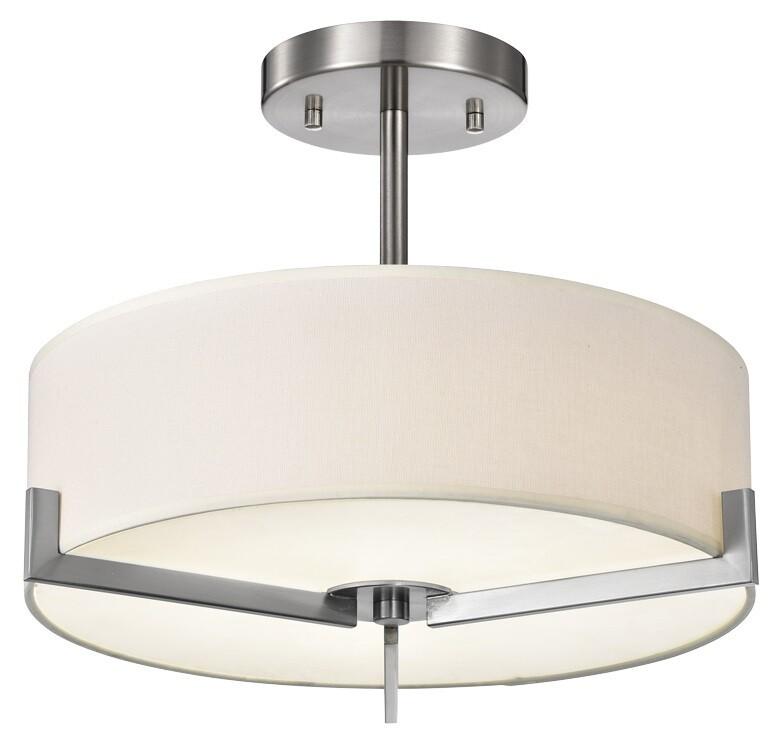 Zaira Pendant - DC6 Series - Dual shaded LED pendant light - 2 sizes