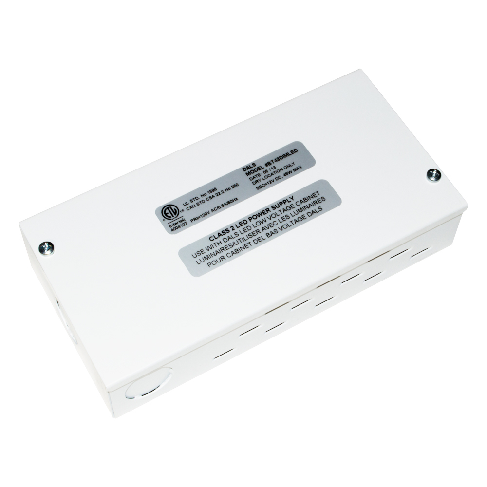 BT48WDIMLED  - 12W 12V DC Dimmable power supply