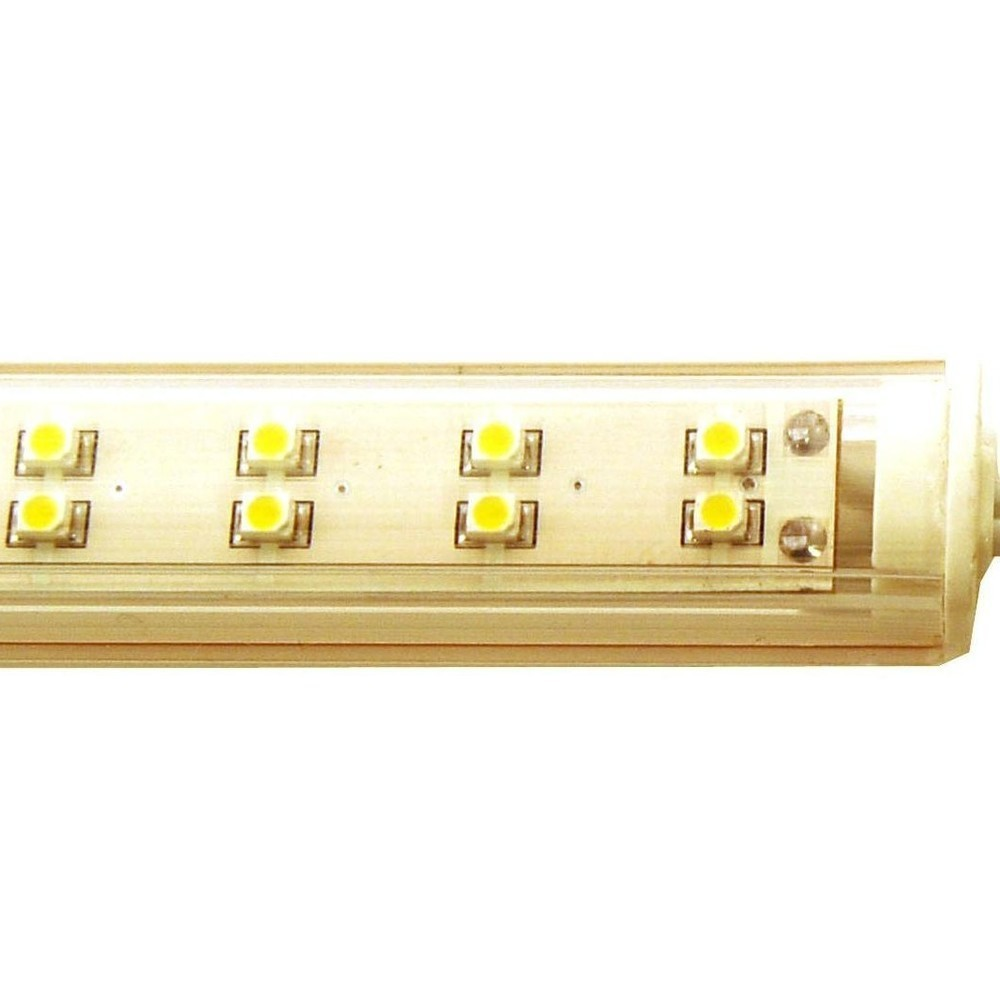 LSB LED Light bar- Dimmable 120 Volt Slim LED Strip - Two Row LED's