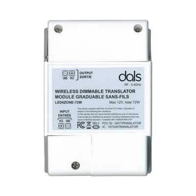 LED6ZONE-72W  - LED 6 Zone Translator Controller