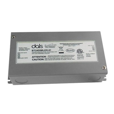 BT24DIMLED-IC  - 24W 12V DC Dimmable power supply