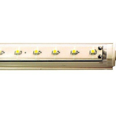 LSA LED Light bar  -  Dimmable (Lutron DVCL-153P dimmer required) 120 Volt Slim LED Strip - Single Row LED's