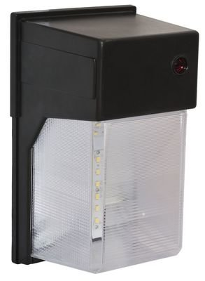 LED-SL27 LED Outdoor Security Wall Washer - Bronze or White