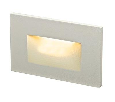 LEDSTEP005 - Recessed Horizontal/Vertical LED Step Light in Black, White, Bronze or Silver Grey