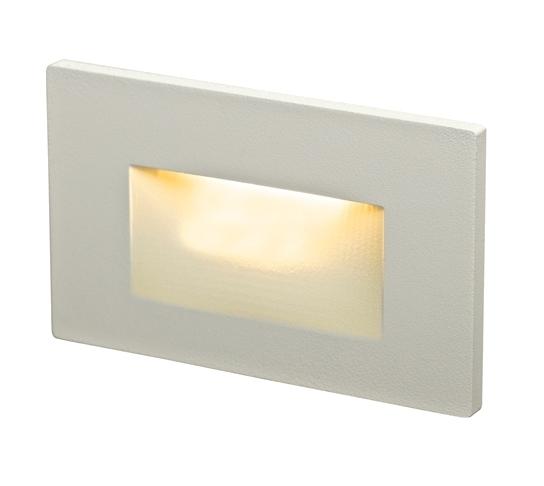 LEDSTEP005 - Recessed Horizontal/Vertical LED Step Light - 4 colors