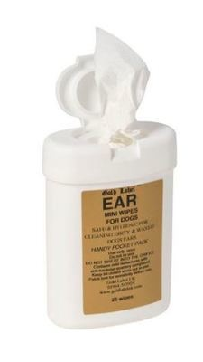 Gold Label Canine Ear Wipes (100 pack)