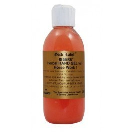 Gold Label Riders Hand Gel (250ml)