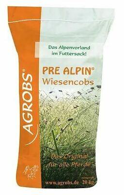Agrobs Pre Alpin Wiesencobs (Meadow Cobs) (20KG)