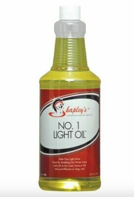 Shapleys Number 1 Light Oil 32oz