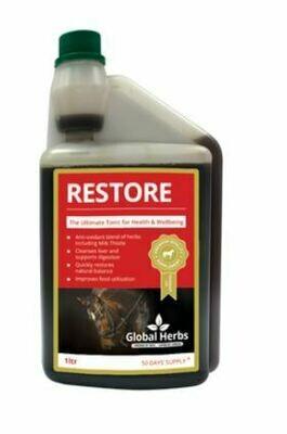 Global Herbs Restore (1ltr)