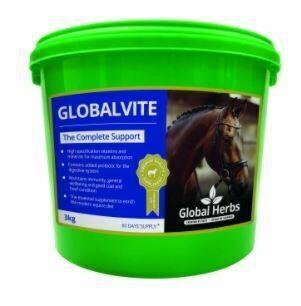 Global Herbs Globalvite (3kg)