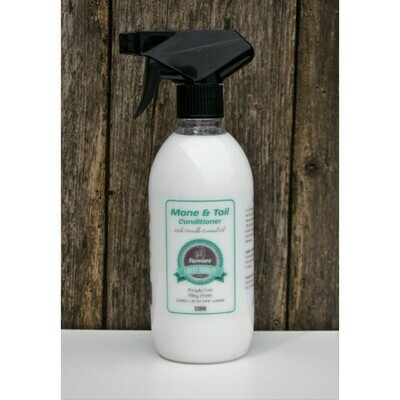 Farriers Equine Mane and Tail Conditioner (500ml)