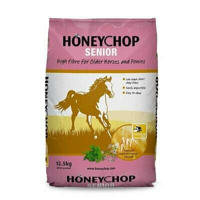 Honeychop Senior (12.5kg)