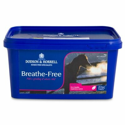 Dodson & Horrell Breathe Easy 2.5kg