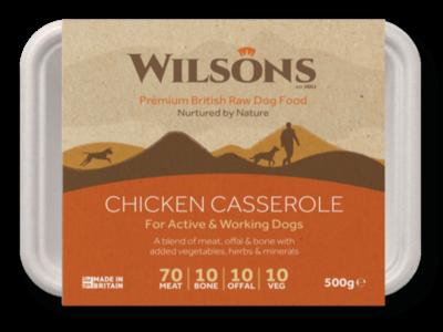 Wilsons Chicken Casserole (500g)