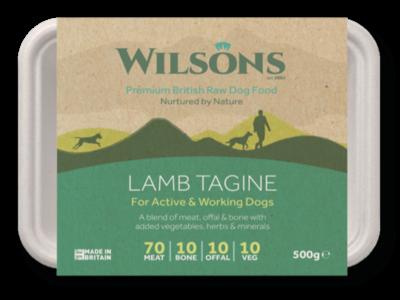 Wilsons Lamb Tagine (500g)