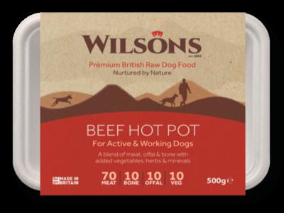 Wilsons Beef Hotpot (500g)