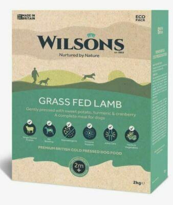 Wilsons Cold Pressed British Grass Fed Lamb (2kg)