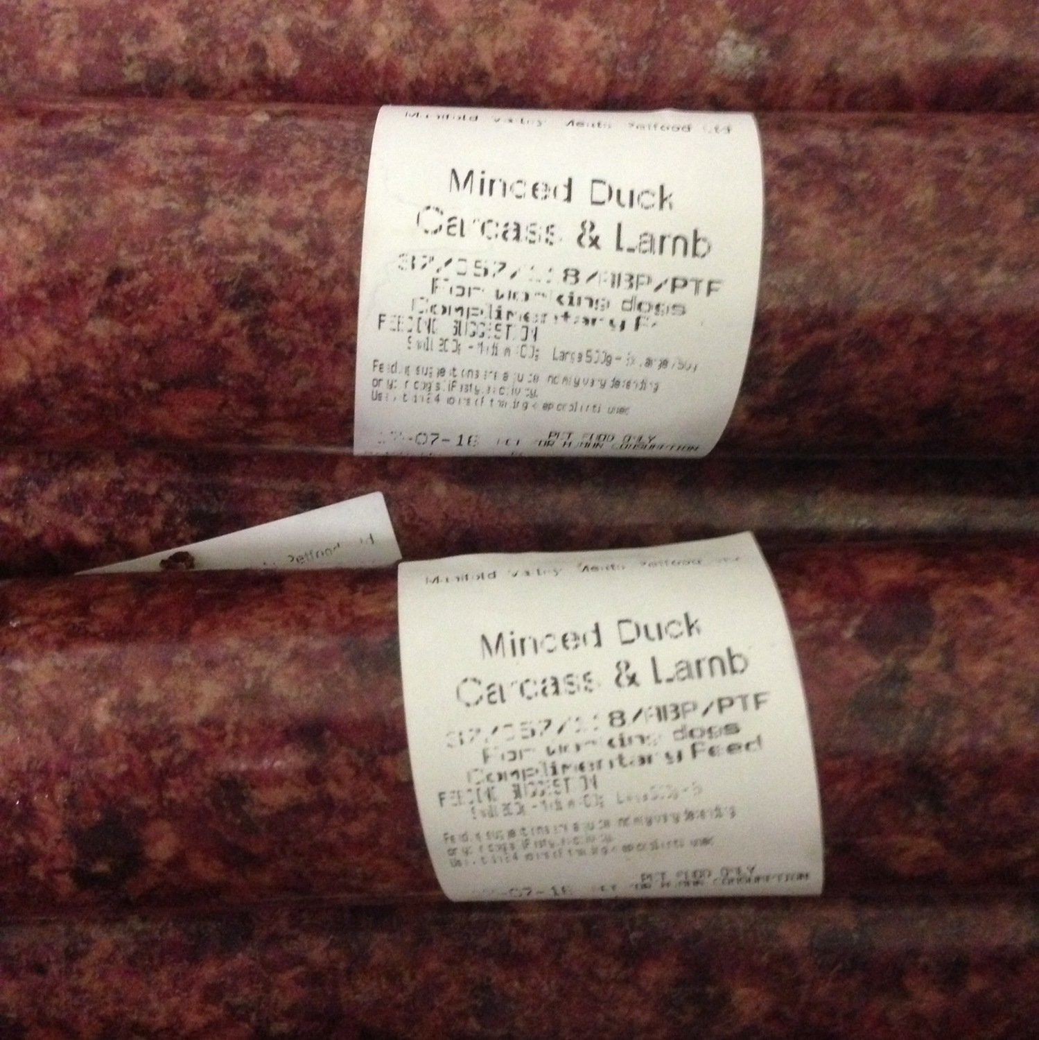 MVM Lamb and Duck (454g)