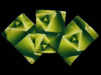 Повязка на руку Dexcom, Freestyle Libre, Omnipod - зеленая
