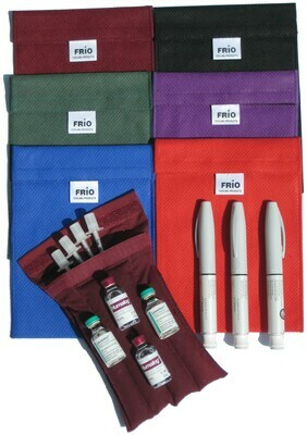 Чехол для хранения и транспортировки инсулина ФРИО (FRIO Large Wallet)