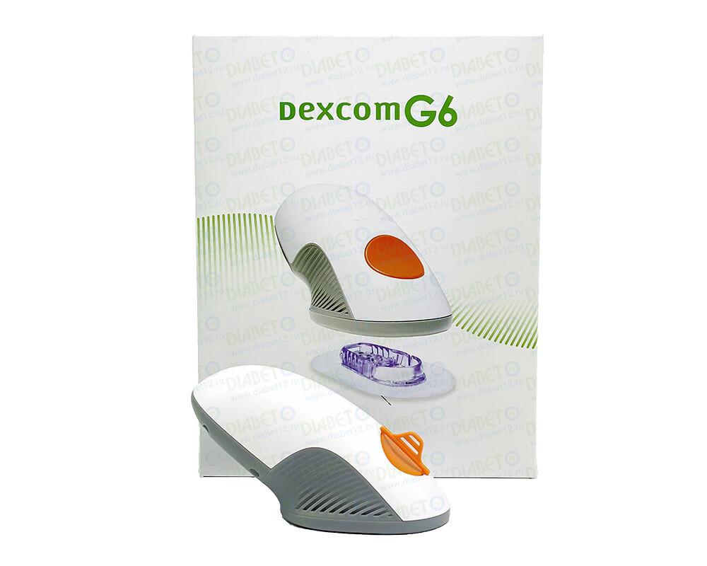 Сенсоры Dexcom G6. Срок 2022-06