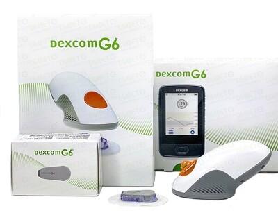 Dexcom G6 полный набор