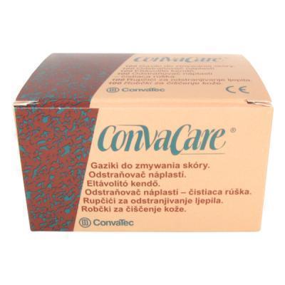 Салфетки ConvaCare - КонваКеа для удаления пластырей