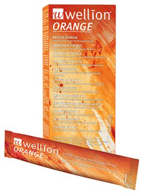 Wellion® Orange - сахарный сироп для купирования гипогликемии