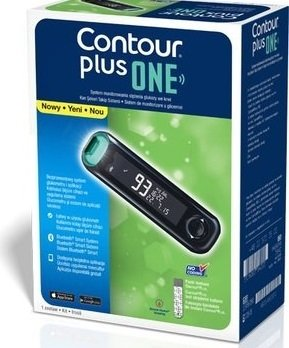Глюкометр Contour Plus One / Контур плюс ONE