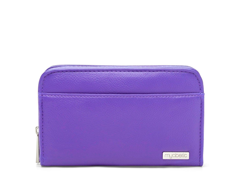 Органайзер для диа-принадлежностей  - Myabetic Banting Purple
