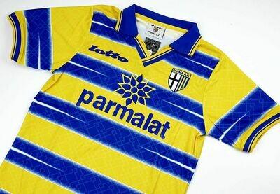 PARMA MAGLIA CASA JERSEY HOME 1998 1999