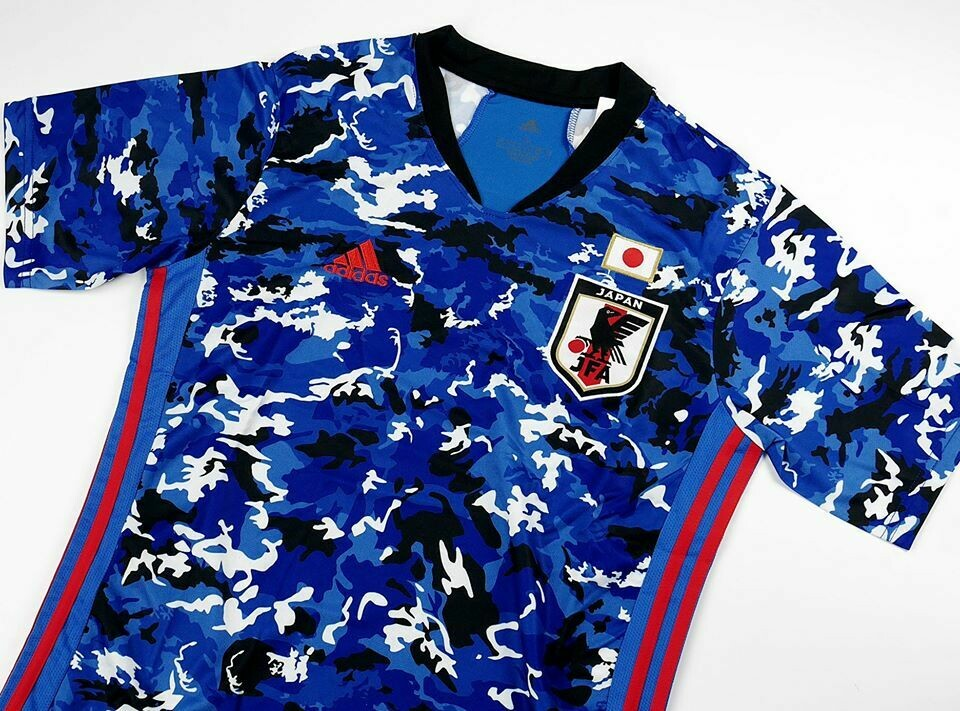 JAPAN HOME 2019-2020 GIAPPONE WORLD CUP 19 20