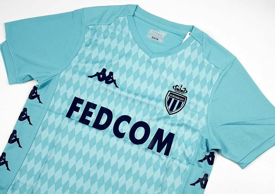 MONACO AWAY 3RD 2019-2020 Monaco 3th 19 20