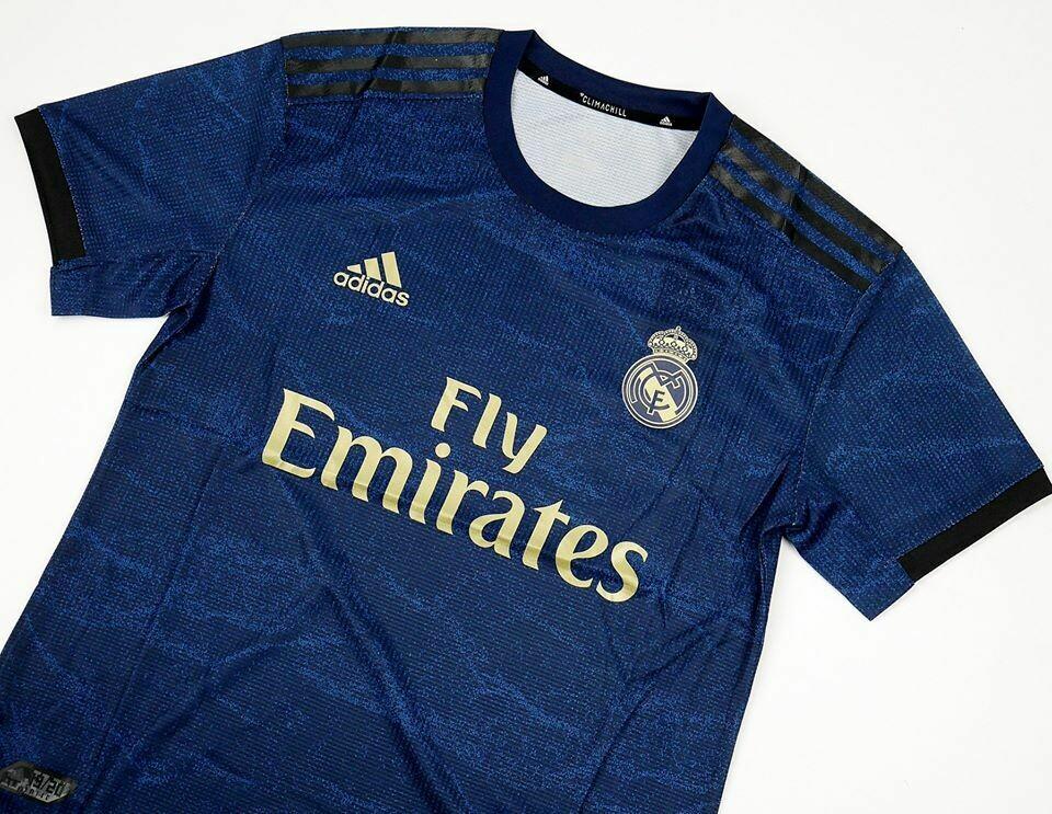 REAL MADRID AWAY PLAYER VERSION 2019-2020 MAGLIA TRASFERTA